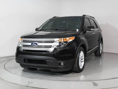 Used FORD EXPLORER 2015 HOLLYWOOD XLT