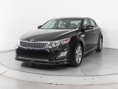 Used KIA OPTIMA 2016 MIAMI EX HYBRID