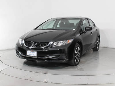 Used HONDA CIVIC 2015 MIAMI EX