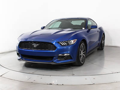 Used FORD MUSTANG 2017 HOLLYWOOD ECOBOOST