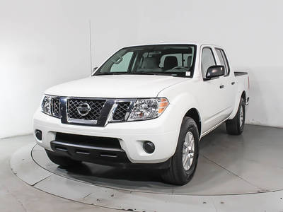 Used NISSAN FRONTIER 2018 HOLLYWOOD S