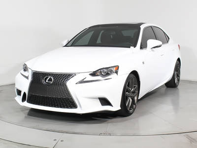 Used LEXUS IS-350 2014 MIAMI F Sport