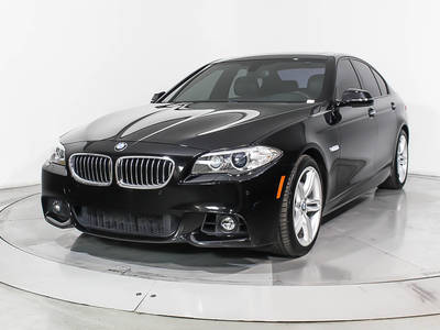 Used BMW 5-SERIES 2016 MIAMI 535i M Sport