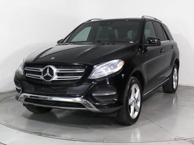 Used MERCEDES-BENZ GLE-CLASS 2016 WEST PALM GLE350 4MATIC