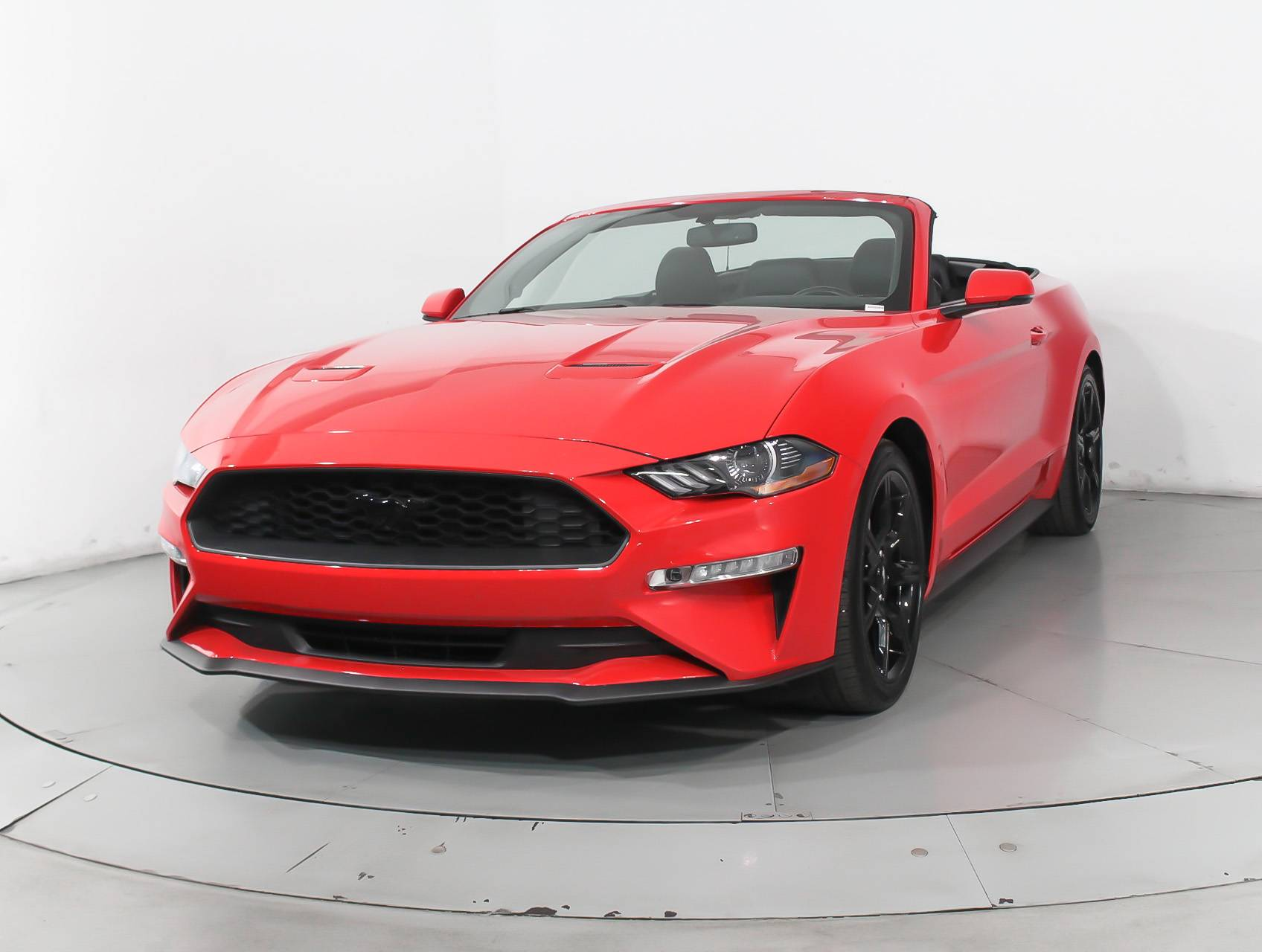 Used 2018 FORD MUSTANG ECOBOOST PREMIUM Convertible for sale in HOLLYWOOD, FL | 102371 | Florida ...