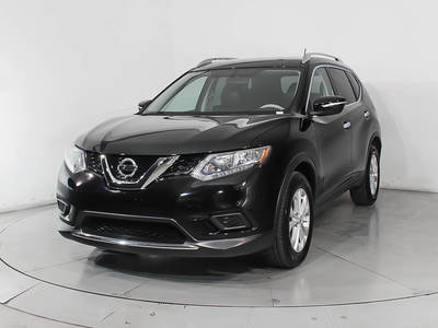 Used NISSAN ROGUE 2015 MIAMI Sv