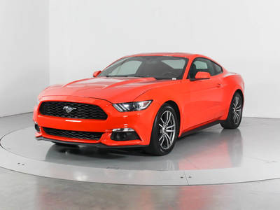 Used FORD MUSTANG 2016 WEST PALM ECOBOOST
