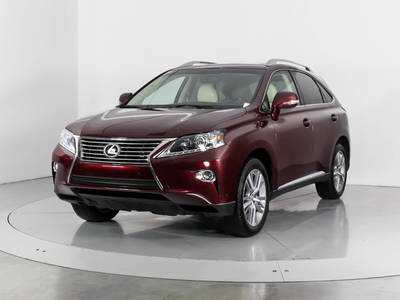 Used LEXUS RX-350 2015 WEST PALM