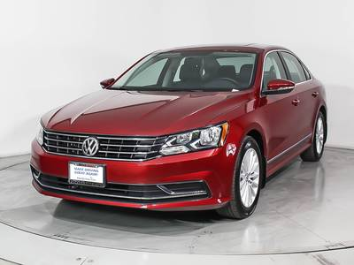 Used VOLKSWAGEN PASSAT 2016 HOLLYWOOD SE