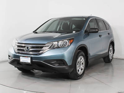 Used HONDA CR-V 2013 MIAMI LX