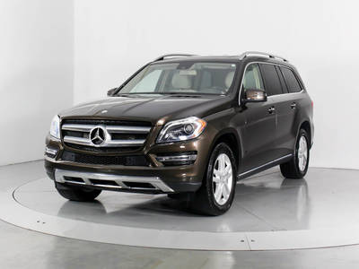 Used MERCEDES-BENZ GL-CLASS 2013 WEST PALM GL450 4MATIC