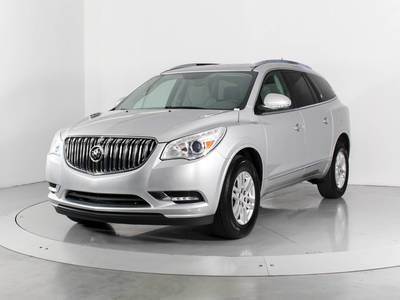 Used BUICK ENCLAVE 2015 WEST PALM CONVENIENCE