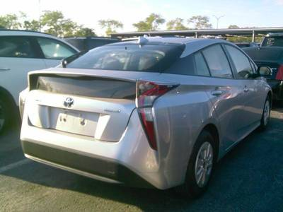 Used TOYOTA PRIUS 2017 MARGATE Two
