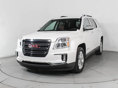 Used GMC TERRAIN 2017 MIAMI SLT