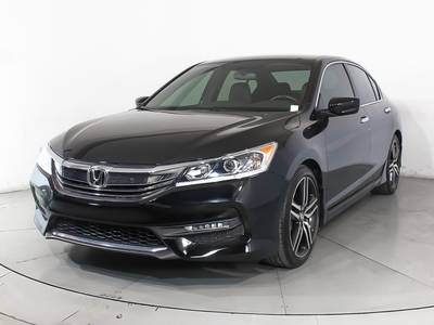 Used HONDA ACCORD 2017 HOLLYWOOD SPORT