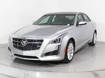 Used CADILLAC CTS 2014 MIAMI 2.0l Turbo