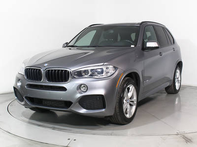 Used BMW X5 2014 MIAMI Sdrive35i M Sport