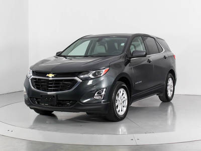 Used CHEVROLET EQUINOX 2018 WEST PALM LT (1LT)
