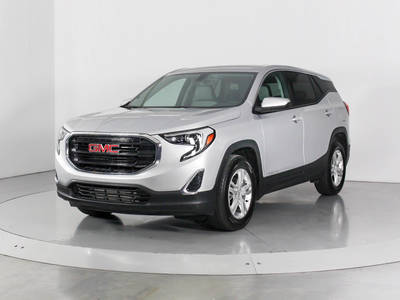 Used GMC TERRAIN 2018 WEST PALM SLE