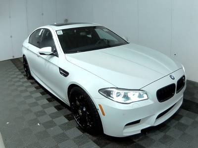 Used BMW M5 2015 WEST PALM