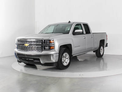 Used CHEVROLET SILVERADO 2015 WEST PALM Lt1
