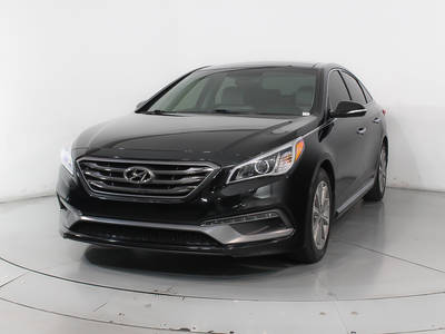 Used HYUNDAI SONATA 2016 MIAMI Limited