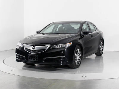 Used ACURA TLX 2016 WEST PALM