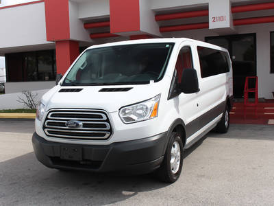 Used FORD TRANSIT-WAGON 2017 MIAMI T-350 Xlt