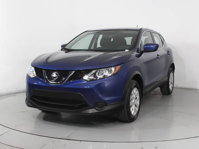 Used NISSAN ROGUE-SPORT 2018 MIAMI S