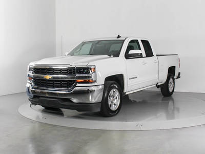 Used CHEVROLET SILVERADO 2018 WEST PALM Lt1