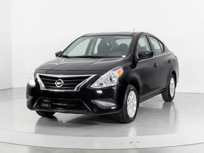 Used NISSAN VERSA 2016 WEST PALM S