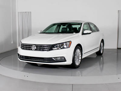 Used VOLKSWAGEN PASSAT 2016 MARGATE Se Tech