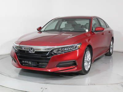 Used HONDA ACCORD 2018 MIAMI LX