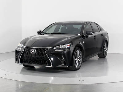 Used LEXUS GS-350 2016 WEST PALM F Sport