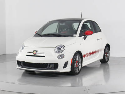 Used FIAT 500-ABARTH 2013 WEST PALM