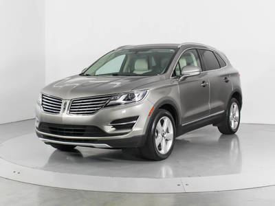 Used LINCOLN MKC 2017 WEST PALM PREMIER