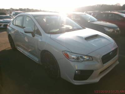 Used SUBARU WRX 2016 WEST PALM