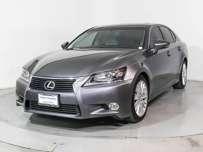 Used LEXUS GS-350 2013 MIAMI