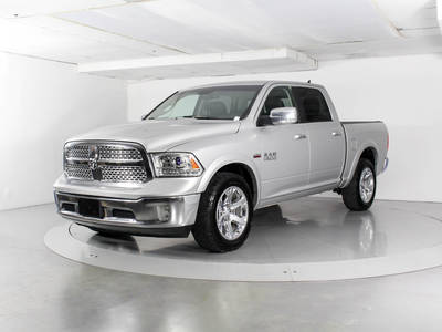 Used RAM 1500 2017 WEST PALM Laramie Crew Cab 4x4