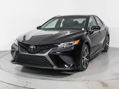 Used TOYOTA CAMRY 2018 MIAMI Se