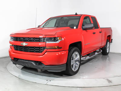 Used CHEVROLET SILVERADO 2016 MIAMI Custom 4x4