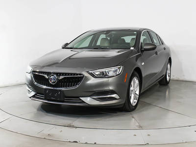 Used BUICK REGAL 2018 MIAMI PREFERRED