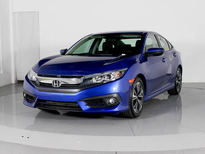Used HONDA CIVIC 2016 MARGATE EX-T
