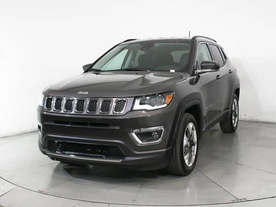 Used JEEP COMPASS 2018 HOLLYWOOD LIMITED