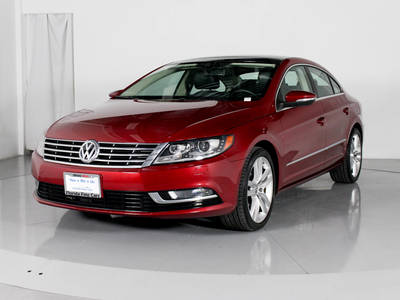 Used VOLKSWAGEN CC 2015 MARGATE LUXURY