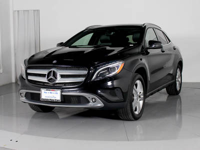 Used MERCEDES-BENZ GLA-CLASS 2016 WEST PALM GLA250 4MATIC