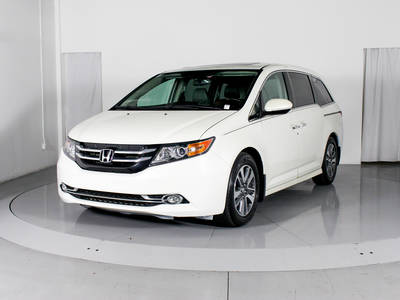 Used HONDA ODYSSEY 2016 MARGATE Touring Elite