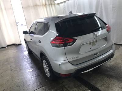 Used NISSAN ROGUE 2017 WEST-PALM S