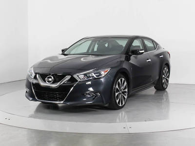 Used NISSAN MAXIMA 2016 WEST PALM Sr