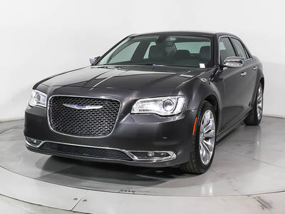 Used CHRYSLER 300C 2018 MIAMI Limited
